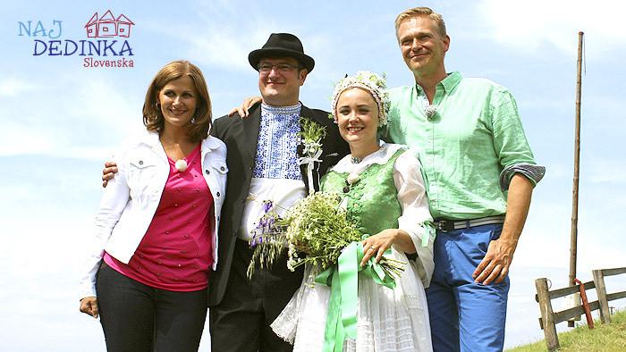 Prihláste sa do šou Naj dedinka Slovenska