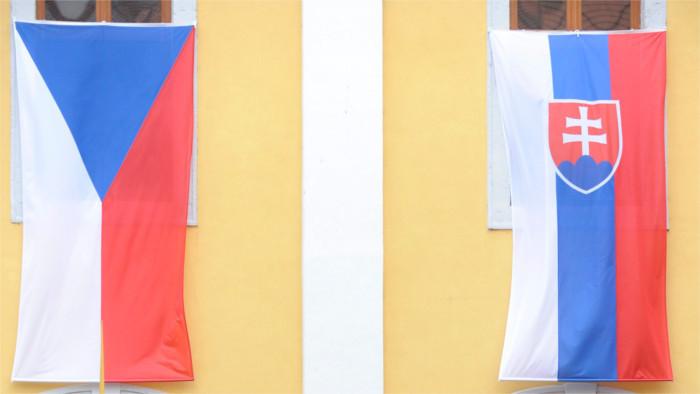 Eslovaquia y Chequia, a pesar de esta epidemia interminable, siguen manteniendo unas relaciones extraordinarias