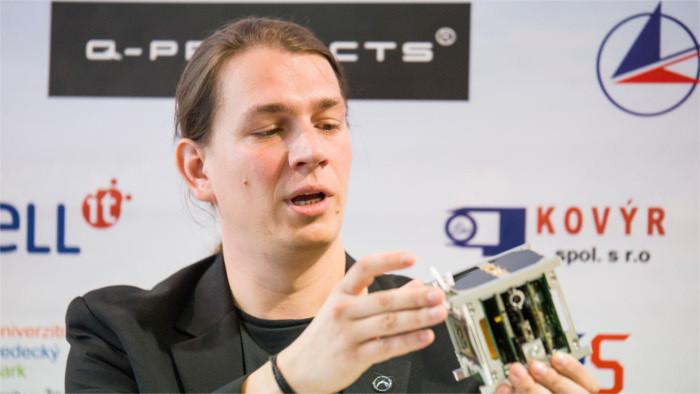 Prvá slovenská družica vo vesmíre