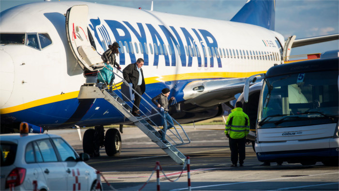 Ryanair also cancels flights from and to Bratislava