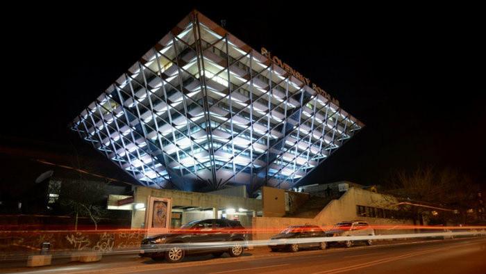 Nočná pyramída - Boris Chmel