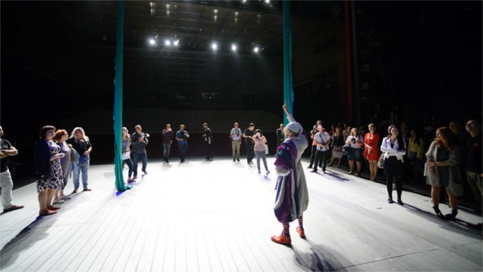 Conférence internationale sur le théâtre à Banská Bystrica
