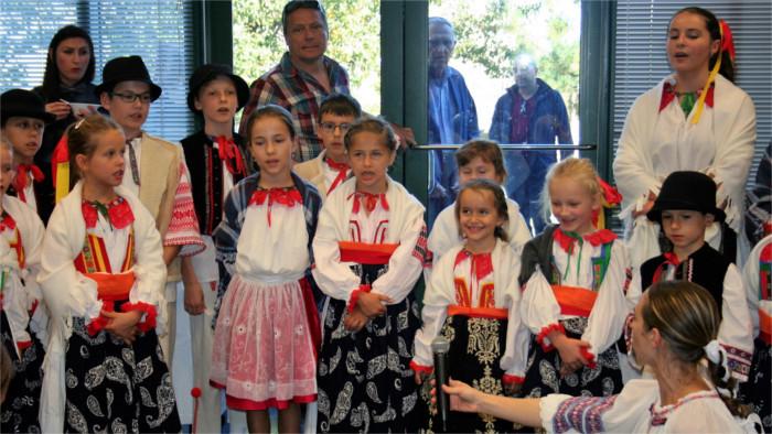 Festival anniversaire des Slovaques en Amérique