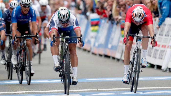 Саган – трижды чемпион мира!
