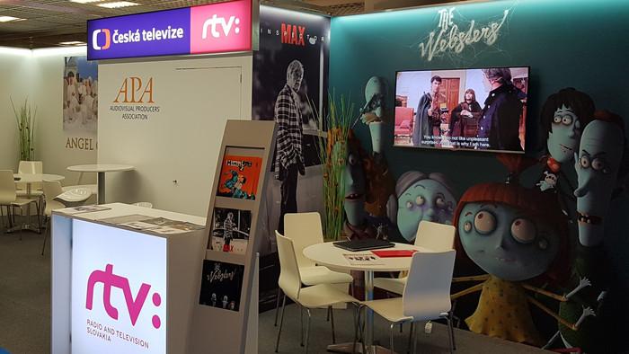 Na veľtrhu v Cannes je veľký záujem o rozprávky a seriály z dielne RTVS