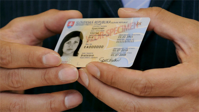 Slovak ID card security risk exposed