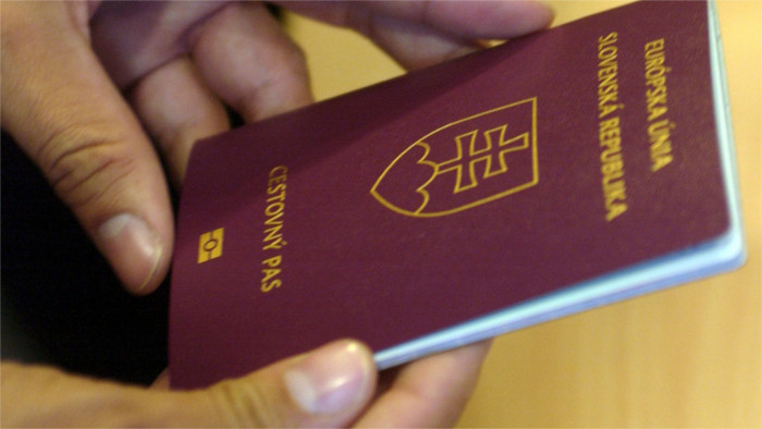 Slovak passport 10th strongest worldwide