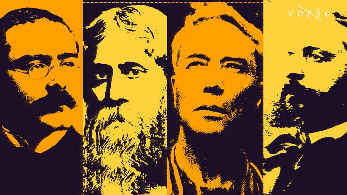 Poézia nositeľov Nobelovej ceny za literatúru
