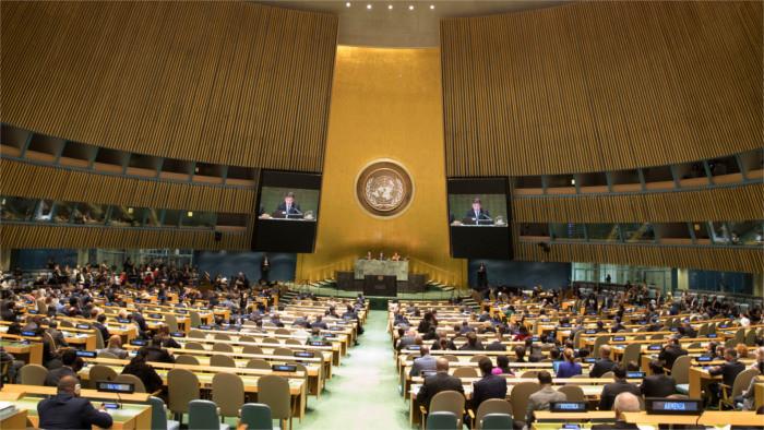 Slovensko a budúcnosť OSN