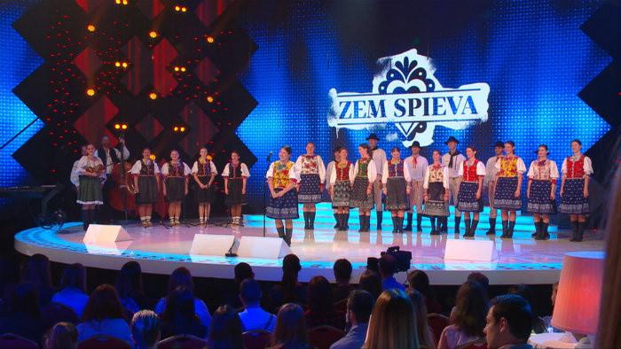 SMS hra Rádio Slovensko – Zem spieva