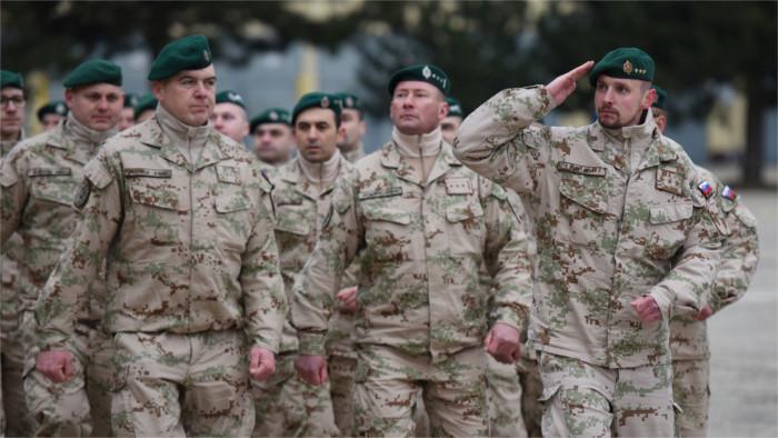 Союзники возместят Словакии расходы в Ираке