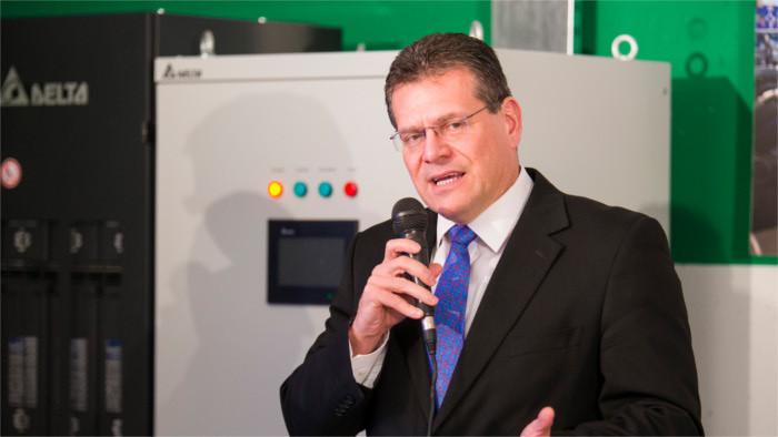 La Slovaquie doit appuyer les efforts de l'UE pour la construction des usines de batteries