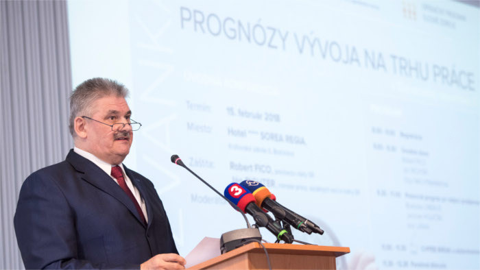 Comment répondre à l'évolution du marché du travail slovaque ?