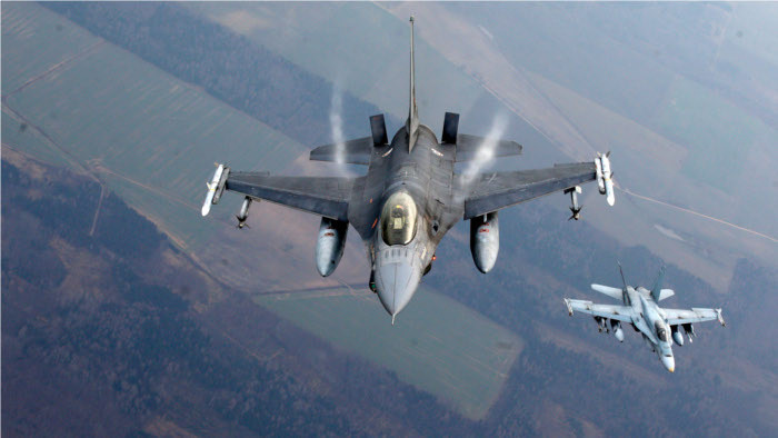 No decision on buying new fighter jets this month