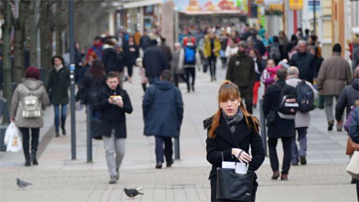 Население Словакии превысило 5,45 млн. человек