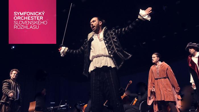 Koncert: Rómeo a Júlia