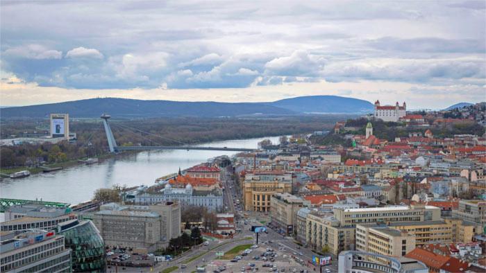Bratislava - Presburgo - 1919