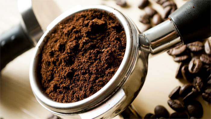 Coffee consumption in Slovakia at 2.7 kg per capita