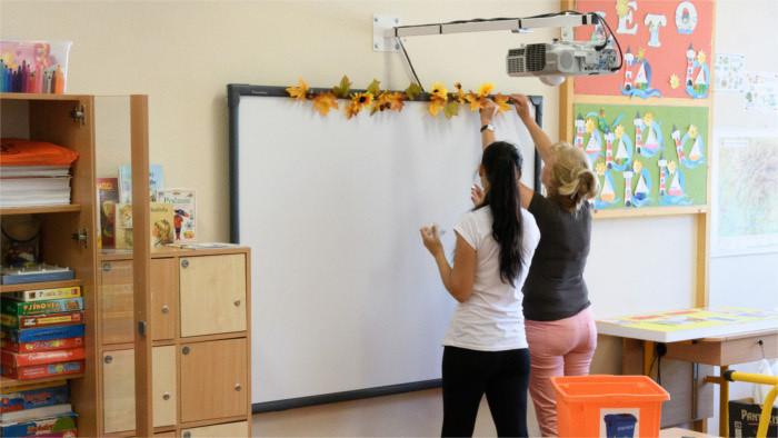 El Ministerio de Educación quiere imponer límite de edad al profesorado
