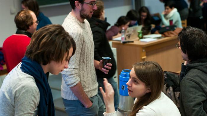 Словацкие студенты хотят стажироваться за границей