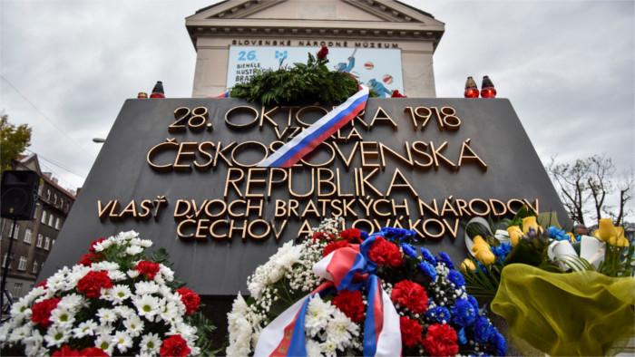 Vznik Československej republiky