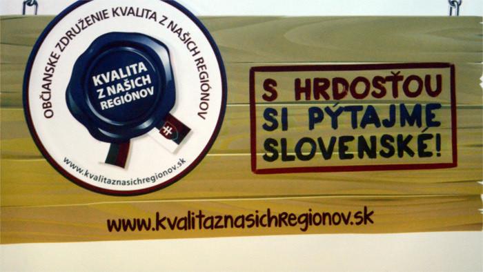 Slováci a slovenské výrobky