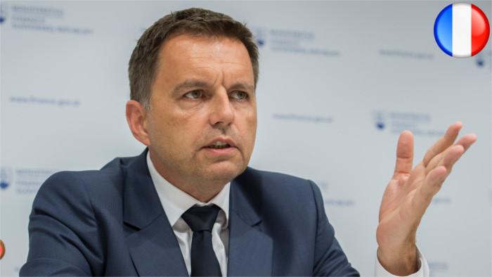 Peter Kažimir pour la deuxième fois ministre de l'année