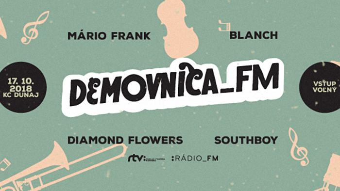 Jesenný demovnicový koncert Rádia_FM