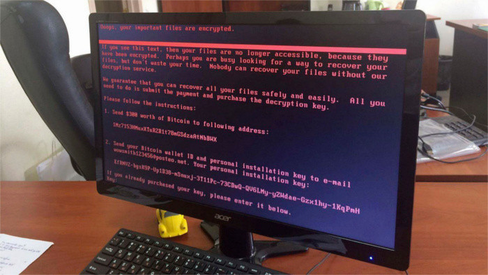 The 'ransomware' cyberattack that crippled US transport