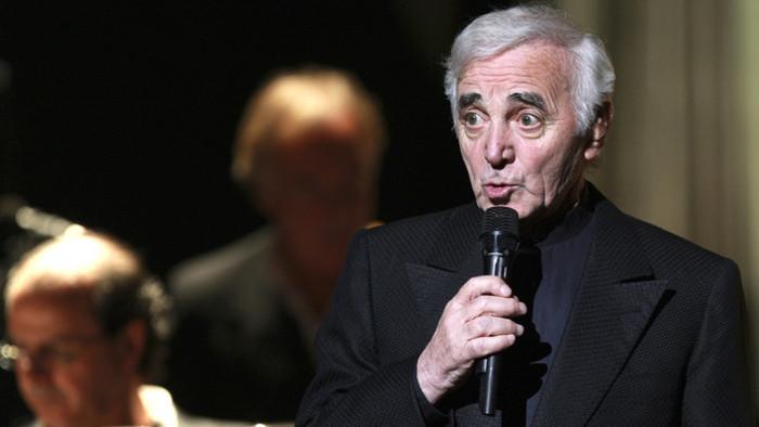 Spieva Charles Aznavour