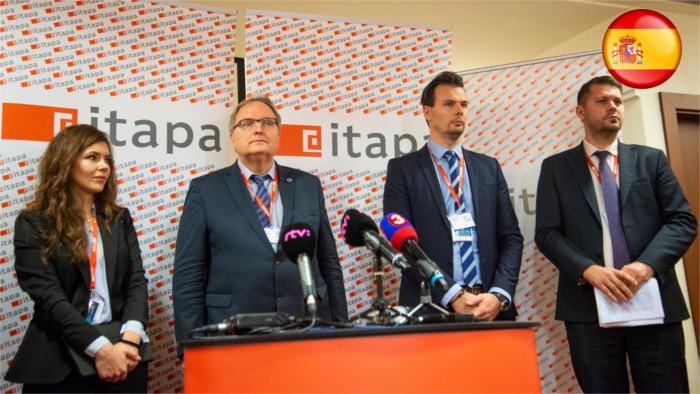 Celebrado en Bratislava el congreso ITAPA 2018
