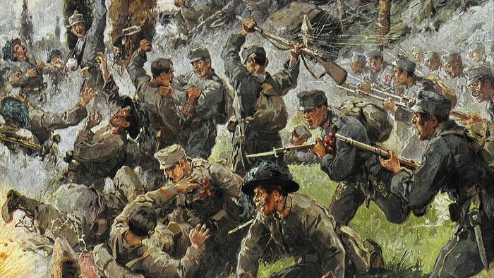 Livre sur l'histoire de la Grande guerre