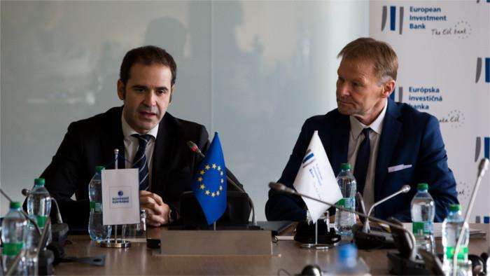 LA BEI soutiendra la sécurité nucléaire en Slovaquie