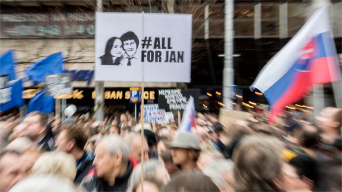 Assassinat du journaliste – un an après