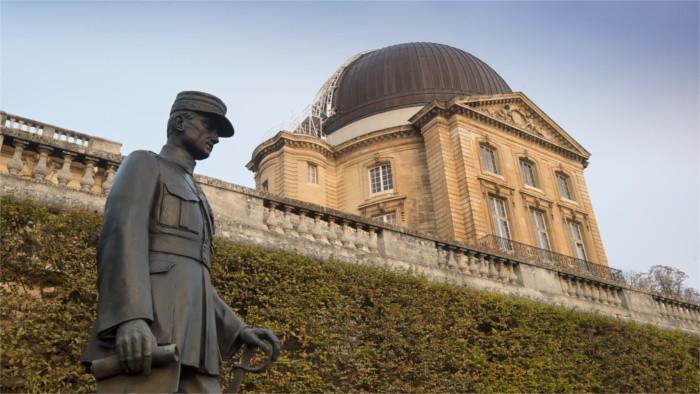 La Slovaquie soutiendra la reconstruction de l'observatoire de Meudon