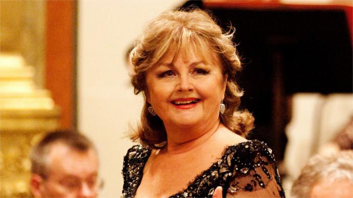 Opernsängerin Edita Gruberová mit 74 Jahren verstorben