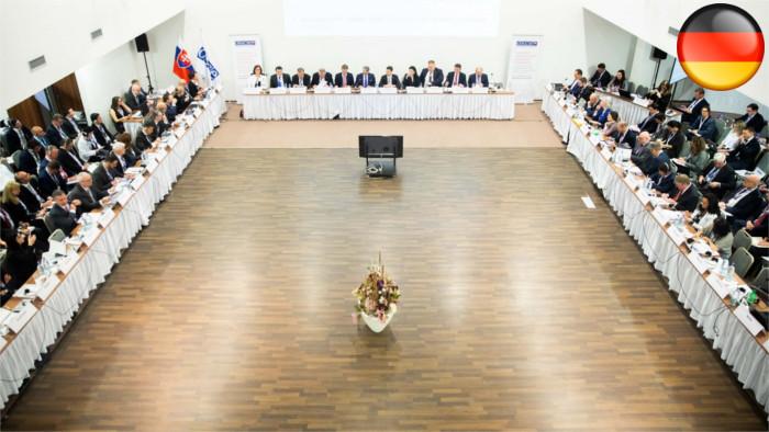 OSZE-Konferenz gegen Terrorismus und Extremismus