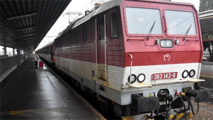 Obmedzenie železničnej dopravy