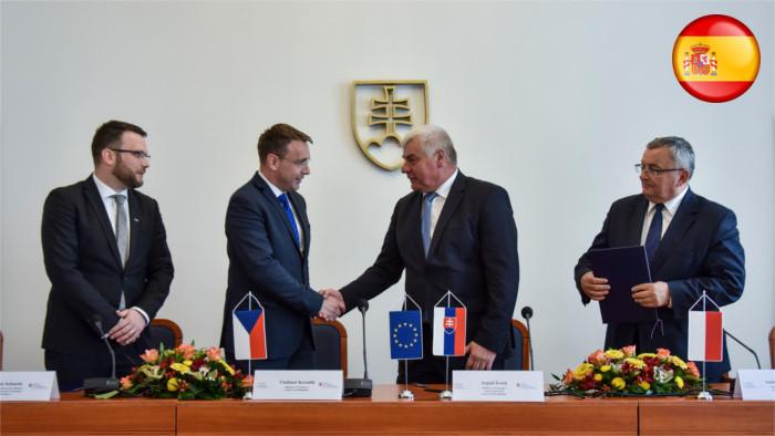 Los ministros de Transporte del V4 se reúnen en Eslovaquia