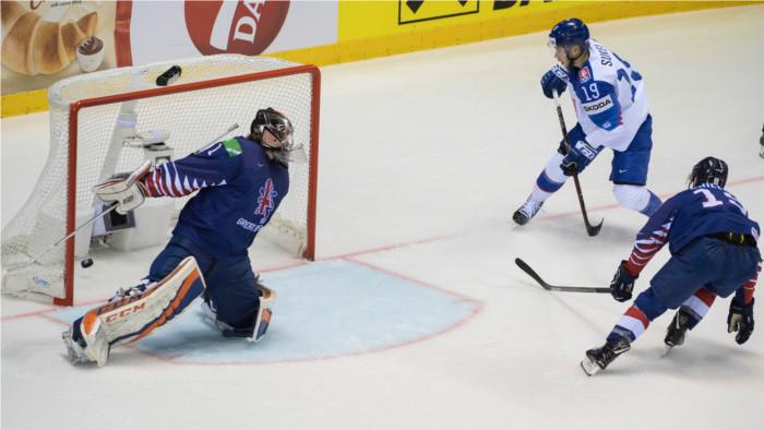 La victoria de Eslovaquia en el partido con Gran Bretaña