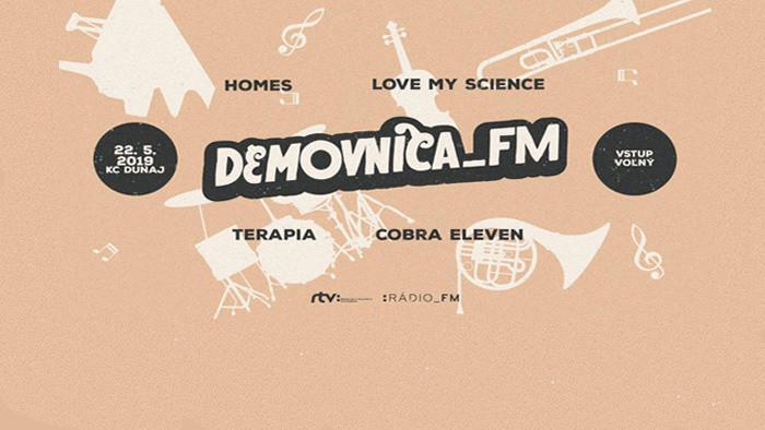Jarný demovnicový koncert Rádia_FM