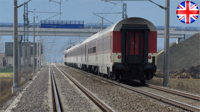 V4 high-speed railway construction on the table