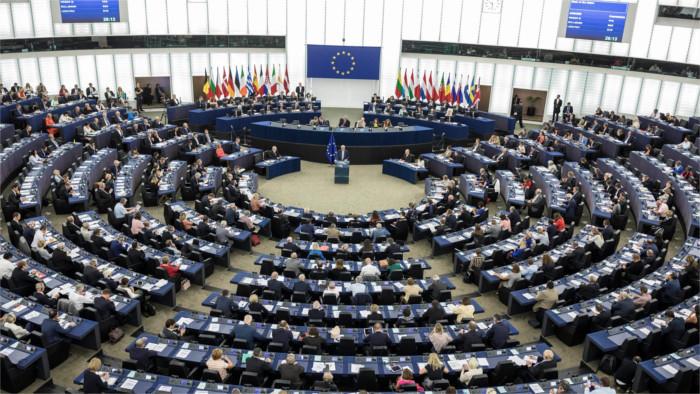 Slowaken vertrauen europäischen Institutionen