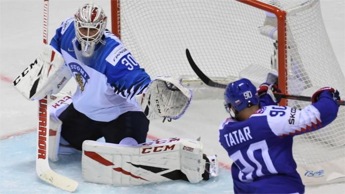 Eslovaquia pierde en su segundo partido en el Mundial
