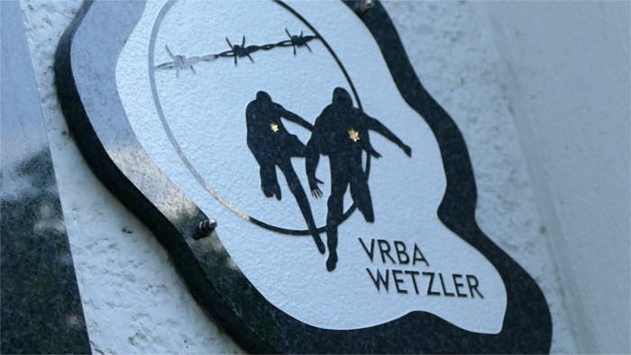 Vrba-Wetzler march begins from Auschwitz-Birkenau