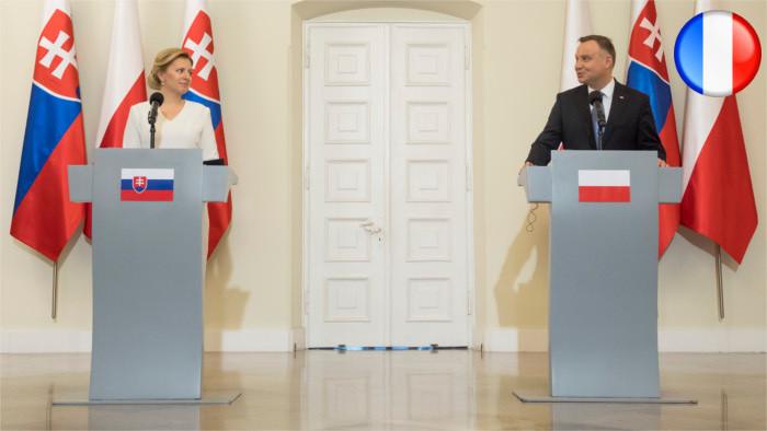 Čaputová : l'unité de l'OTAN est nécessaire par rapport à la Russie