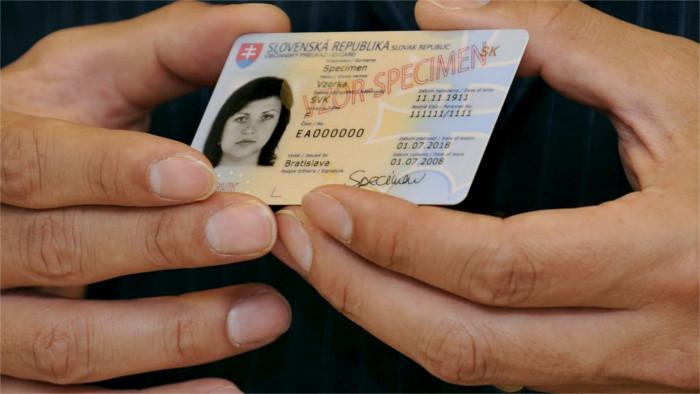 2933 человека лишились гражданства Словацкой Республики