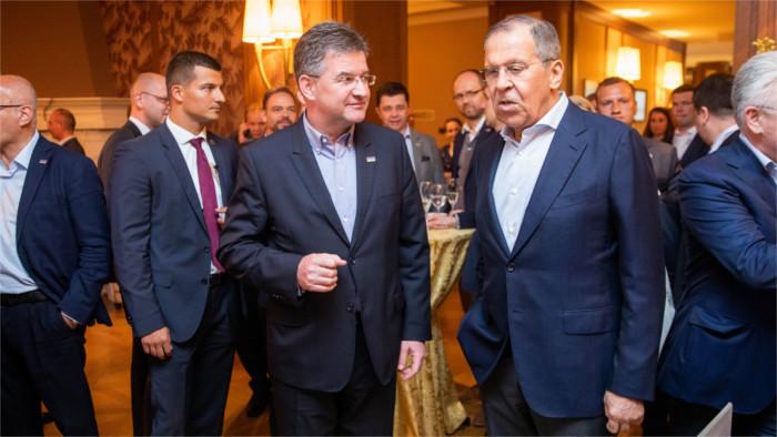 В Высоких Татрах обсуждали ситуацию на Украине