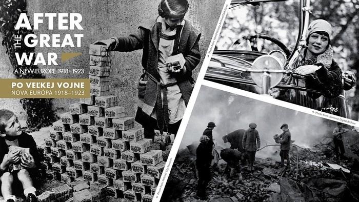 : Po Veľkej vojne na Kamennom námestí