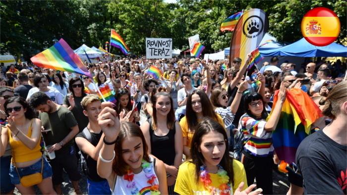 En Bratislava se celebrarán el Orgullo del Arco Iris y la marcha de los Orgullosos de la familia